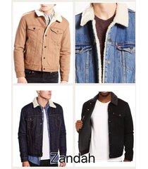 levi's men sherpa trucker jacket levis authentic, brand new guaranteed