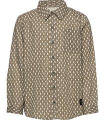 adlan shirt, k skjorta grön mini a ture