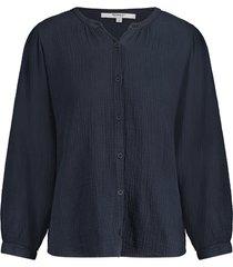 s21t531 kraagloze blouse