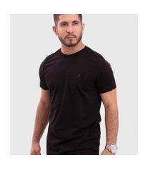 camiseta biecco básica slim masculina