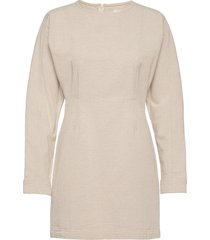 2nd josephine thinktwice dresses everyday dresses beige 2ndday