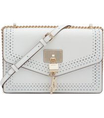 dkny elissa small leather shoulder bag