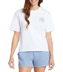 dickies juniors' logo tomboy t-shirt