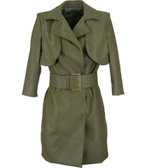 dress with maxi belt