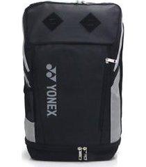 maletín de tenis yonex gris