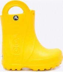 crocs - kalosze dziecięce handle rain