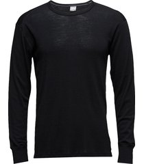 jbs, t-shirt long sleeve underwear t-shirts long-sleeved svart jbs