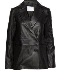2nd latoya blazer colbert zwart 2ndday