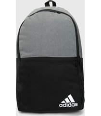 morral  gris-negro adidas performance daily bp