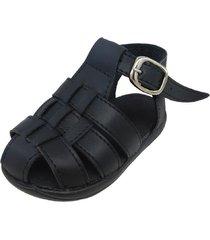 sandalia negra dulce noelia summer