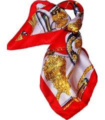 pañuelo bandana complementos rojo viva felicia
