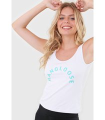 regata hang loose lettering branca