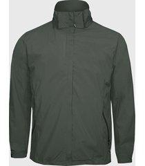 chaqueta 3 en 1 desmontable verde andesland