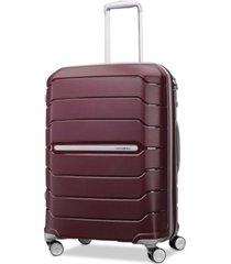 "samsonite freeform 24"" expandable hardside spinner suitcase"