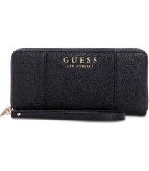 guess heidi zip around wallet
