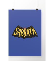 poster sabbath