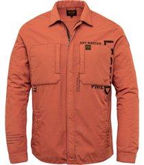 jacket overhemd