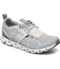 cloud terry shoes sport shoes running shoes grå on