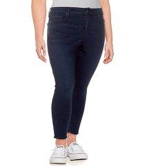plus ami ankle jeans