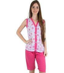 b04fc2a92 Pijamas - Pijamas - Malha - Pink - 12 produtos com até 51.0% OFF ...