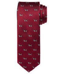 1905 collection basset hound tie - long