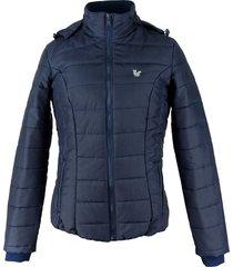 jaqueta térmica fiero para neve e frio intenso new aconcágua azul - kanui