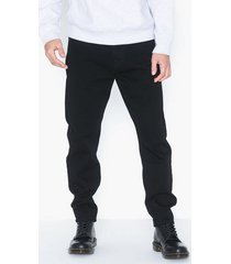 carhartt wip newel pant jeans black