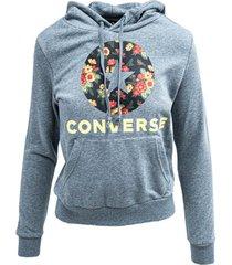 sweater converse in bloom hoodie mason