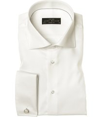 john miller overhemd slim fit ecru french cuff