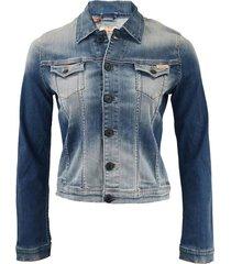 jeansjacket loop washed