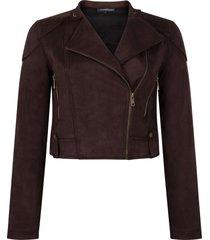 tramontana jacket dark brown
