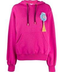 gcds polly pocket hoodie - pink