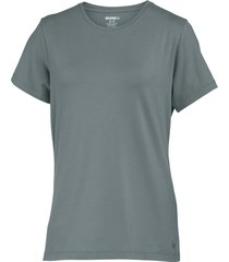 wolverine women's lena short sleeve tee laurel, size m