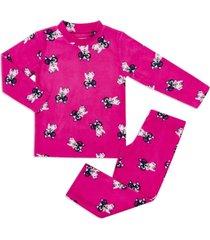 pijama any any soft rosa