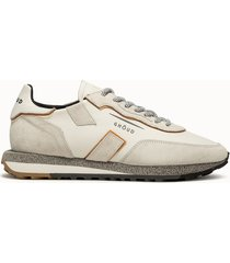 ghoud sneakers rush tred low colore bianco