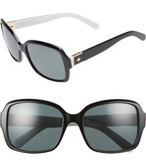 women's kate spade new york annor 54mm polarized sunglasses -