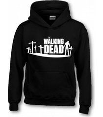 buzo chaqueta the walking dead