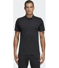 camisa adidas polo must haves plain masculina