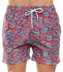 pantaloneta de baño hombre sloop fit waikkal - blubarqué