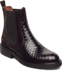 boots 3520 känga stövel brun billi bi