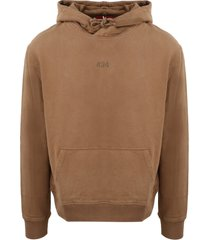 fourtwofour on fairfax 424 embroidered hoodie