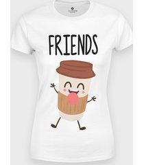 koszulka kawowy przyjaciel