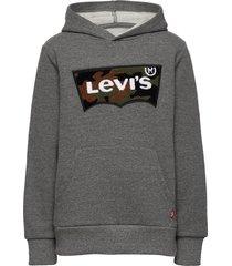 chenille batwing hoodie hoodie trui grijs levi's