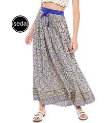 falda pippa angkor multicolor - calce holgado