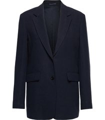 adriana blazer blazers over d blazers blå filippa k