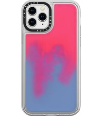 casetify neon sand iphone 11/11 pro max case - pink