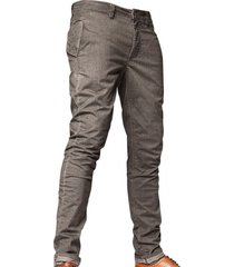 cast iron regular fit broek