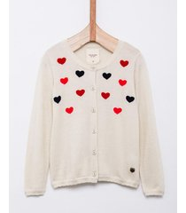 cardigan natural wanama boys & girls malaga