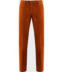 sartorio napoli 500-line velvet pants