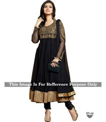 indian anarkali salwar kameez bollywood women dress designer pakistani bt-16